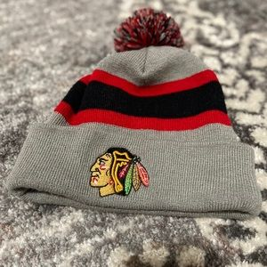 Blackhawks hat